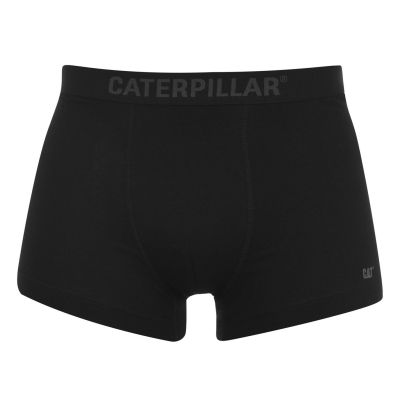 Boxeri Caterpillar Logo pentru Barbati negru
