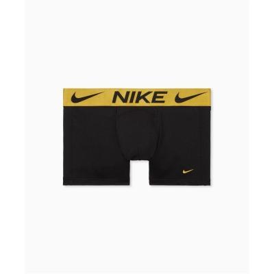 Boxeri Nike Logo Met pentru Barbati negru auriu m1q