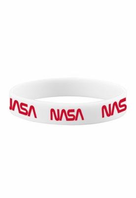 Bratari NASA alb Mister Tee