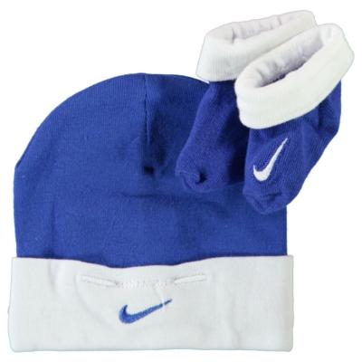 Caciula Set bebelusi Nike Bootie pentru baieti