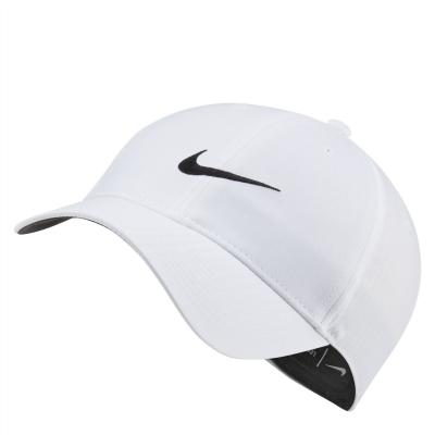 Caciula Nike Legacy91 Golf alb