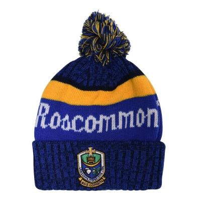Caciula Official GAA Roscommon bleumarin rblue auriu
