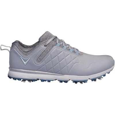 Pantofi de Golf Callaway Mulligan pentru Femei pentru Femei gri deschis