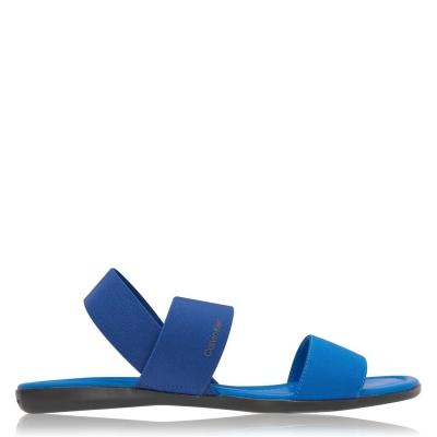 Sandale Calvin Klein Elasticated albastru
