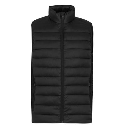 Calvin Klein Side Logo Vest ck negru beh
