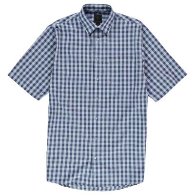 Camasa Fusion Zag pentru Barbati albastru