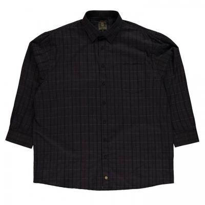 Fusion Square Tonal Shirt pentru Barbati mov