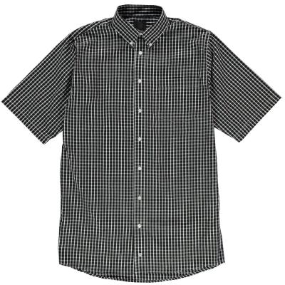 Camasa in carouri Fusion pentru Barbati negru patratele
