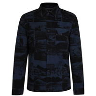 Camasa PS BY PAUL SMITH HaroldS Collage bleumarin
