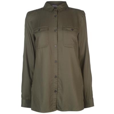 Camasi cu maneca lunga Kangol Military pentru Femei