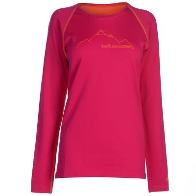 Camasi cu maneca lunga IFlow pentru Femei roz