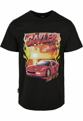 Tricou C&S WL Ride Or Fly negru Cayler and Sons mc