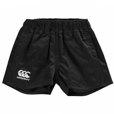 Canterbury Rugby Short negru