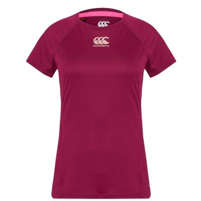 Tricou Canterbury Slight pentru Femei mov
