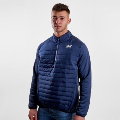 Bluza de trening Canterbury Vaporshield pentru Barbati bleumarin marl