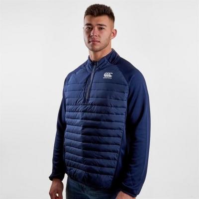 Bluze trening Canterbury Vaposhield bleumarin gri
