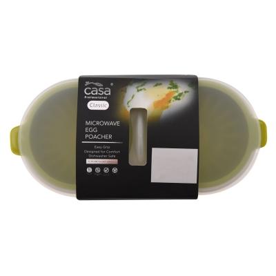 CASA Microwave Egg Poacher alb