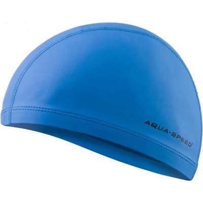 Casca inot Aqua-speed Profi albastru Col 01