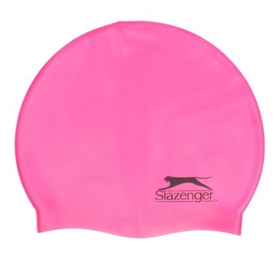 Casca inot silicon Slazenger pentru adulti roz