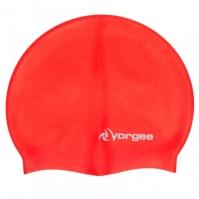 Casca inot Vorgee Super Flex rosu