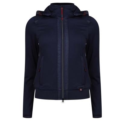 Bluze Jacheta Cavallo Soki Air pentru Femei inchis albastru