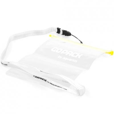 Husa impermeabila telefon Aquarius GoPack Smartphone L size 107x170 mm copii