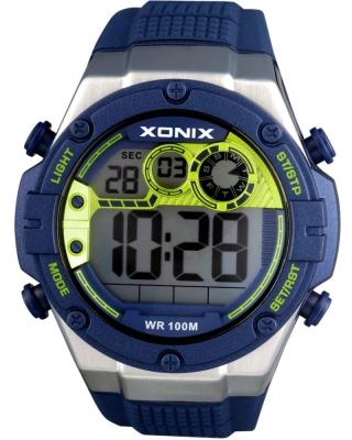 Ceas De Mana Copii Digital albastru Xonix 44mm pentru Copii