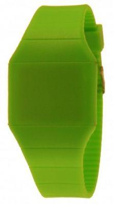 Ceas Hacker Led - Apple verde