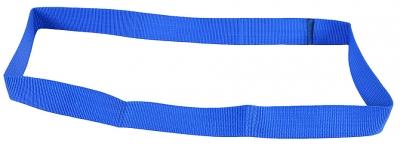 Panglica gimnastica ritmica albastru