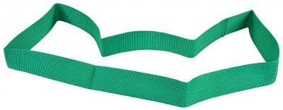 Panglica gimnastica ritmica verde