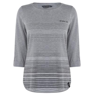 Chillaz Balance Shirt pentru Femei gri melange