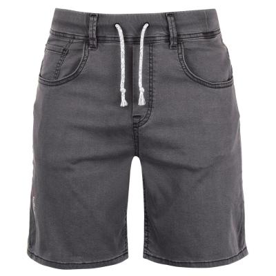 Pantaloni scurti Chillaz Oahu pentru Barbati negru