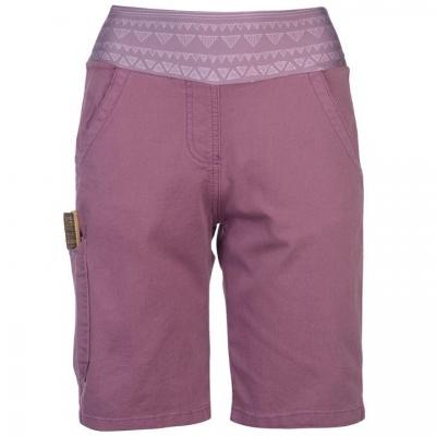 Pantaloni scurti Chillaz Sandra pentru Femei mov