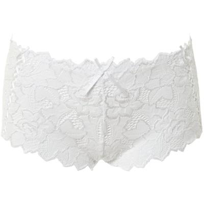 Chiloti Lepel Fiore short alb