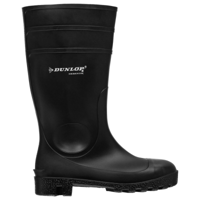 Cizme Dunlop Safety pentru Barbati negru