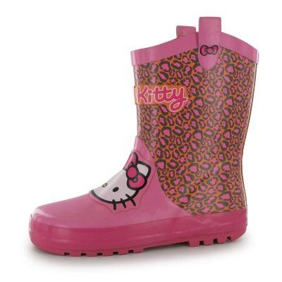 Cizme Hello Kitty pentru fete
