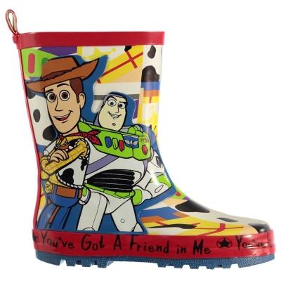 Cizme Toy Story pentru Copii cu personaje