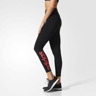 Colanti adidas Ess Lin Tight negru Femei