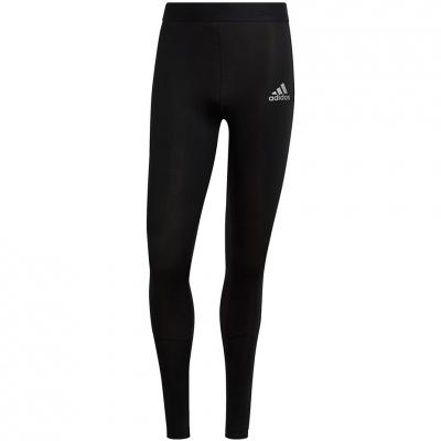 Colanti   Adidas Techfit Long Tigh negru GU4904 pentru Barbati