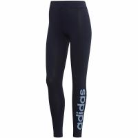 Colanti Adidas W Essentials Linear Tight albastru EI0692 femei