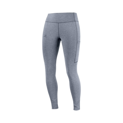 Colanti Drumetie Femei Salomon OUTLINE TIGHT W Gri