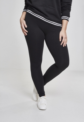 Colanti fitness femei negru Urban Classics