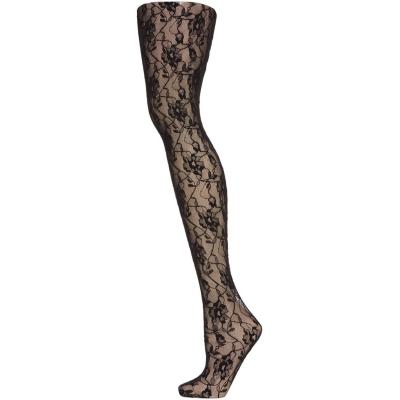 Colanti Jonathan Aston Vintage legs sweet roses negru