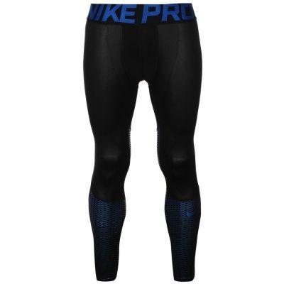 Colanti Nike HyperCool Max pentru Barbati negru albastru