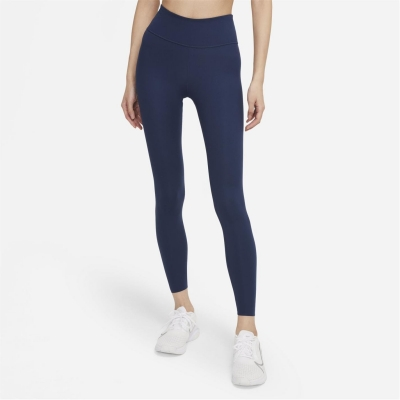 Colanti Nike One Luxe pentru femei bleumarin