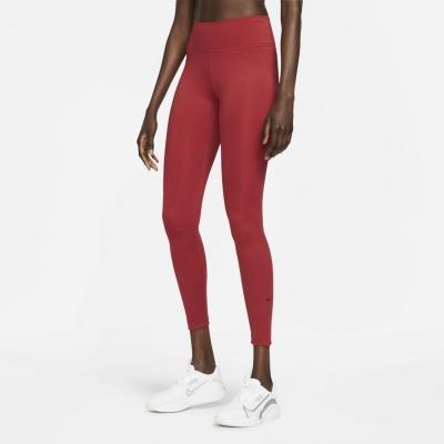 Colanti Nike One pentru Femei rosu