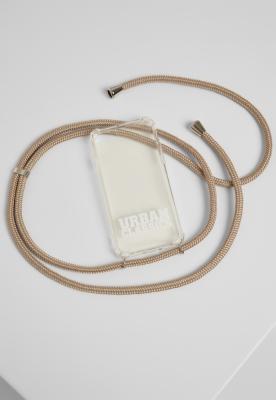 Colier I Phone 8 Handy transparent- Urban Classics
