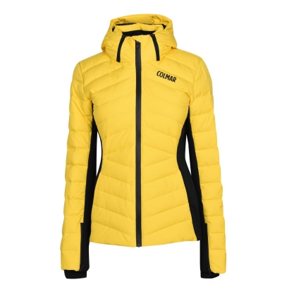 Jacheta Colmar galben negru