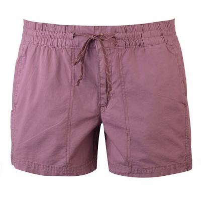 Pantaloni scurti Columbia Eleva pentru femei antique mov
