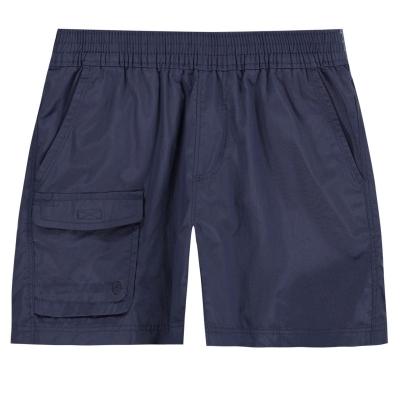 Pantaloni scurti Columbia Silver pentru fete bleumarin